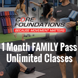 Photo of One Month Family Unlimited Online Training Pass